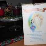 Second day of Advent and Letters to Father Christmas