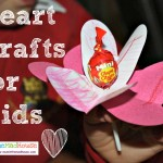 Valentine Heart craft for kids