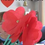 Children's Craft Showcase – How to make paper flowers