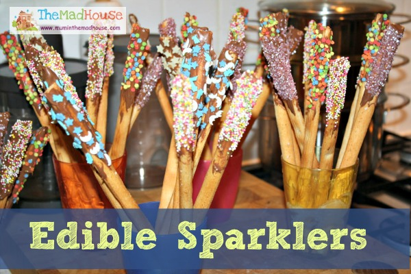 Food Safe Cake Sparklers