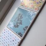 Home made coasters