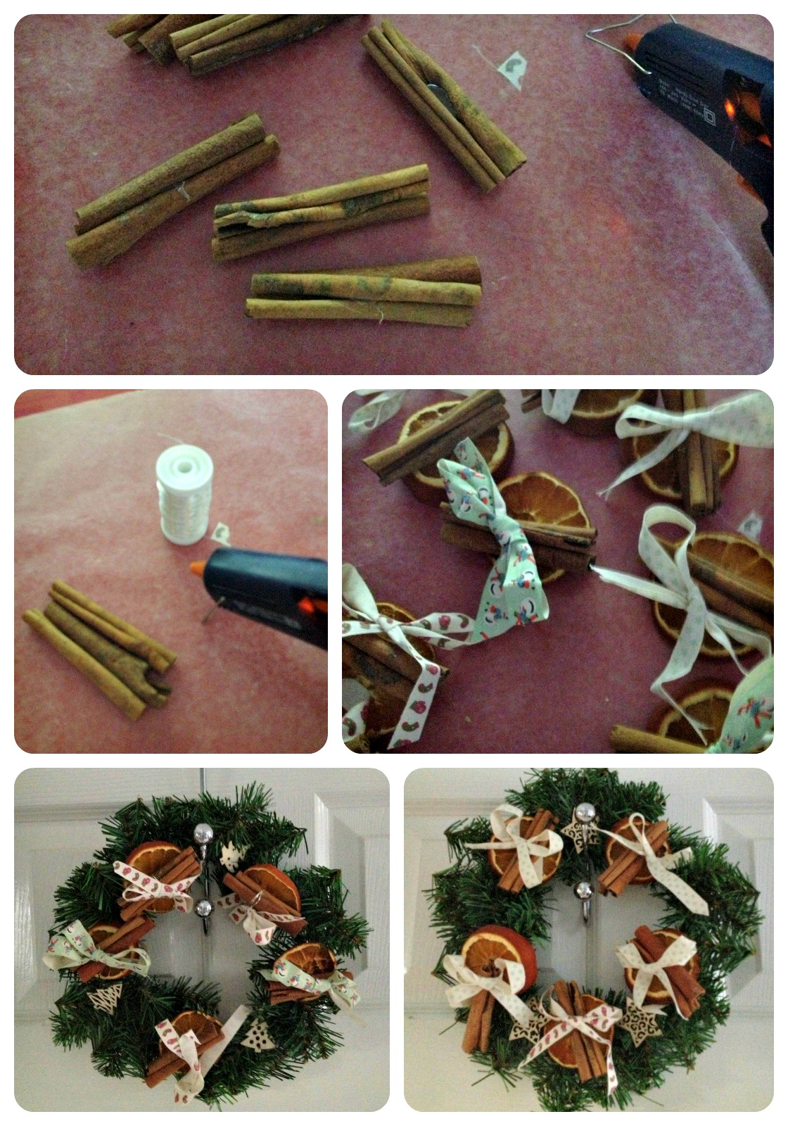 Drying Out Oranges Christmas Decorations Christmas Decorating With Dried Orange Slices Mum In The Madhouse