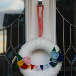 Seasonal Wreaths – A craft challenge