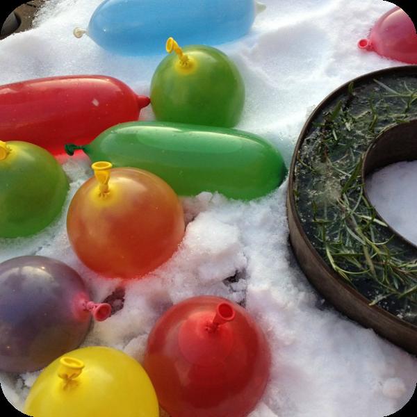 ice marbles