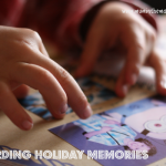 Encouraging writing in Boys – Scrapbooking holiday memories