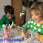 Colouring in for all ages