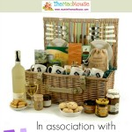 Win a deluxe picnic hamper for four worth £115