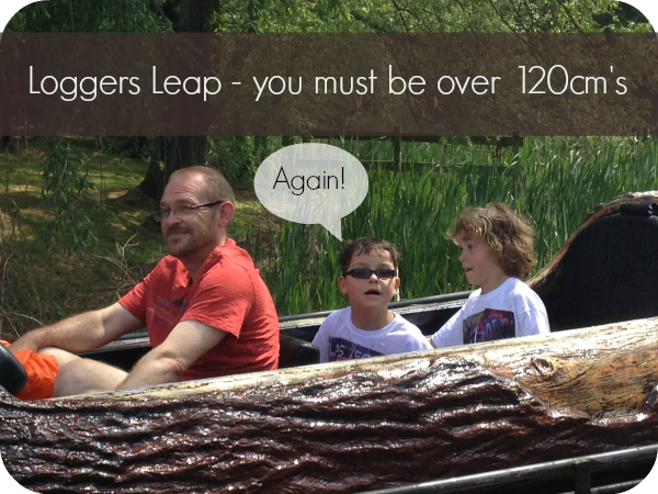 loggers leap
