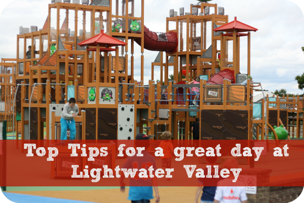 top tips lightwater valley