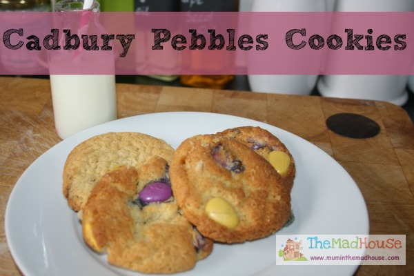cadburys pebbles