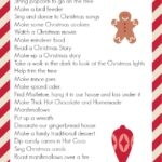 The ultimate advent activity list