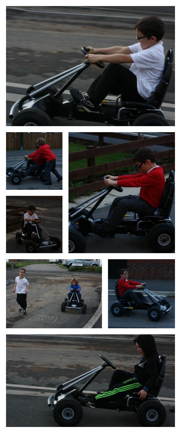 Go Kart Nitro Extreme