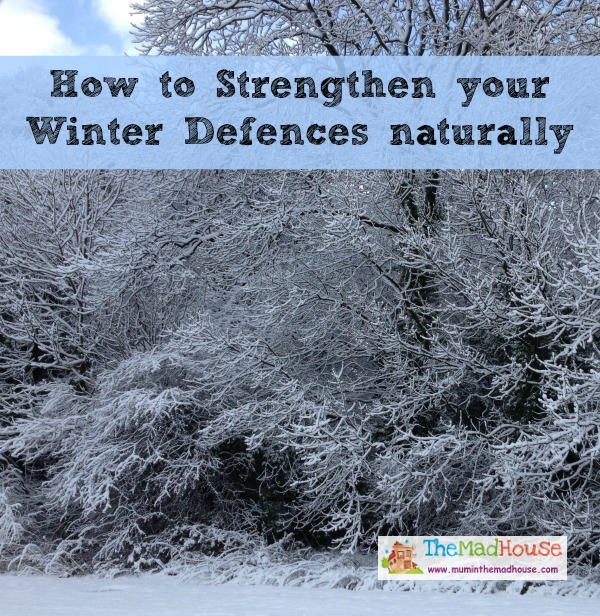Strengthening Our Winter Defences