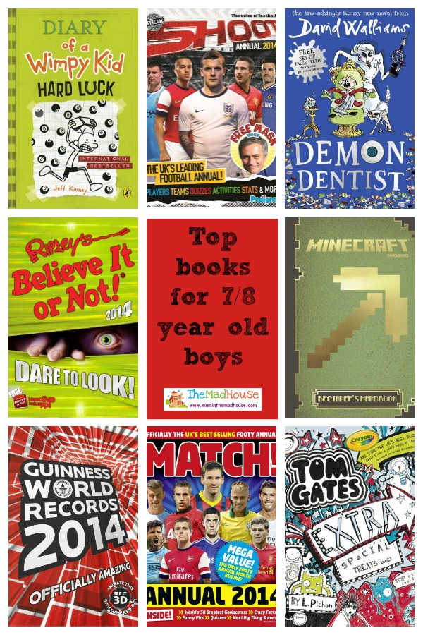 boys books