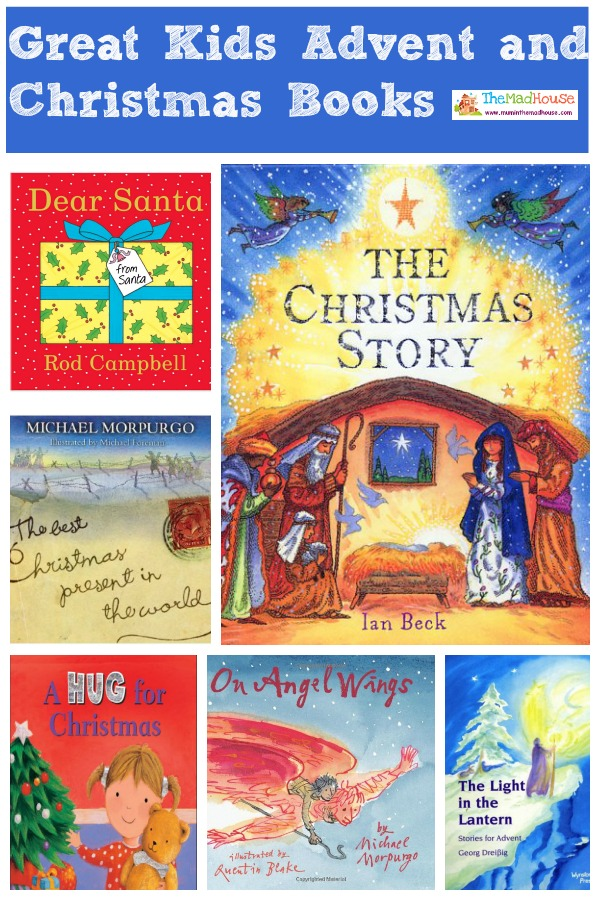 christmas  and advent books