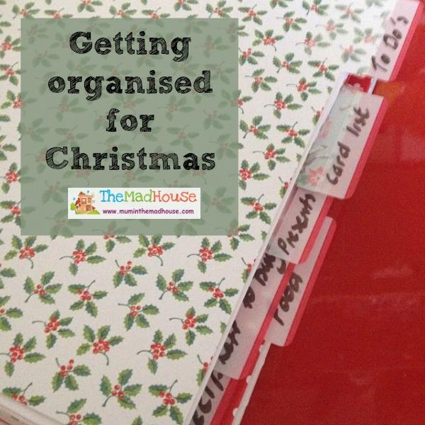 christmas organisation