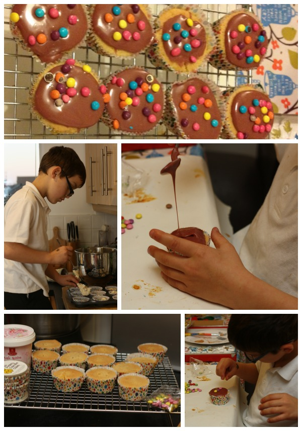 cupcakes for kids  Collage