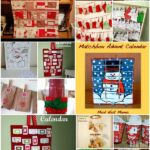 24 homemade advent calenders