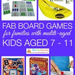 Family board games we are currently playing