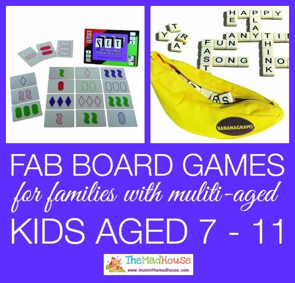 board games square