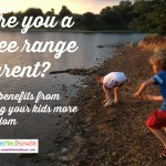 Lets talk about Free Range parenting.