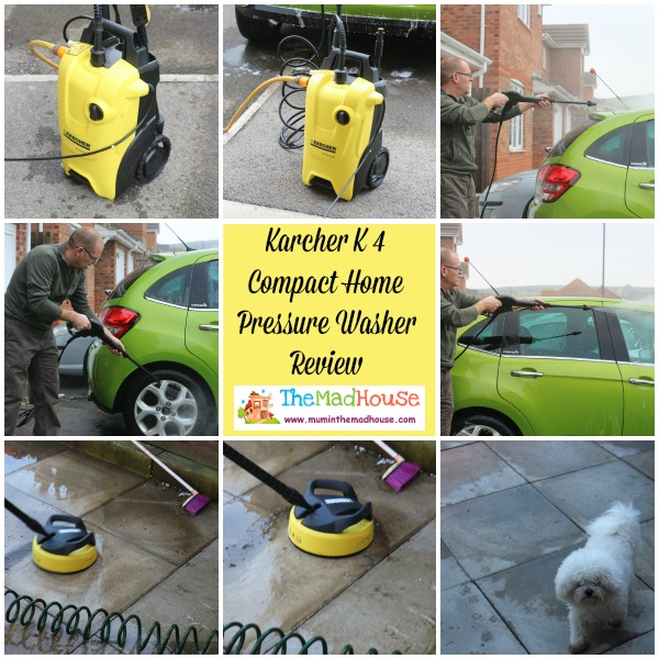 Karcher K 4 Compact Home Pressure Washer Review