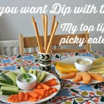 Encouraging picky eaters – kids in the kitchen