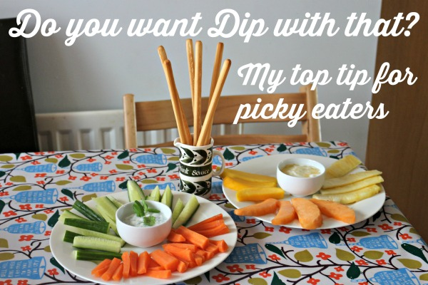 My top tip for picky eaters