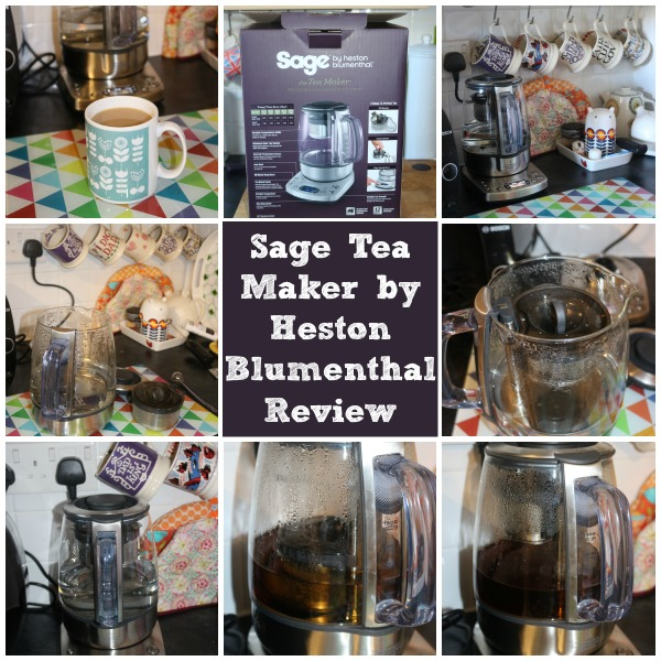 Sage tea maker review