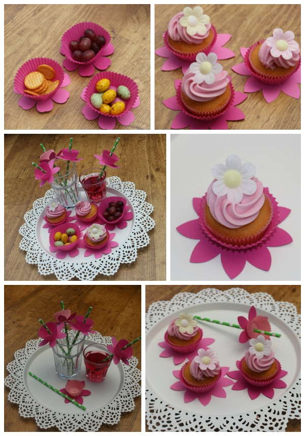 spring themed party crafts