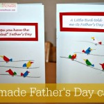 Children's Craft Showcase – Fathers Day Cards and Presents