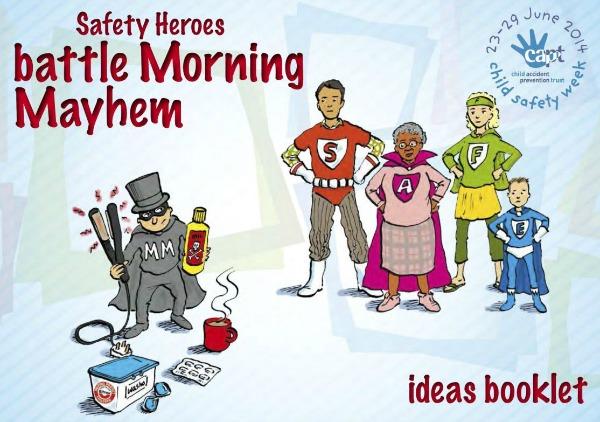 saftey heros