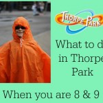 Top tips for a great day at Thorpe Park when you are nine and win £250