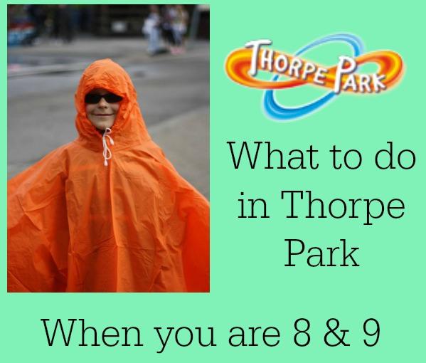 Thorpe park facebook