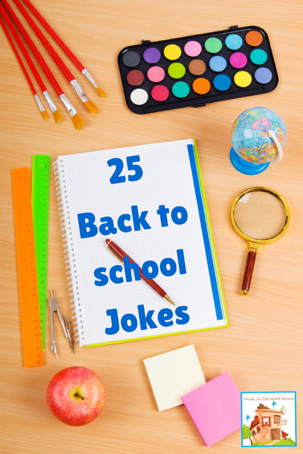 25 Back to school Jokes