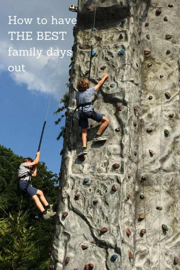 How to have THE BEST family days out