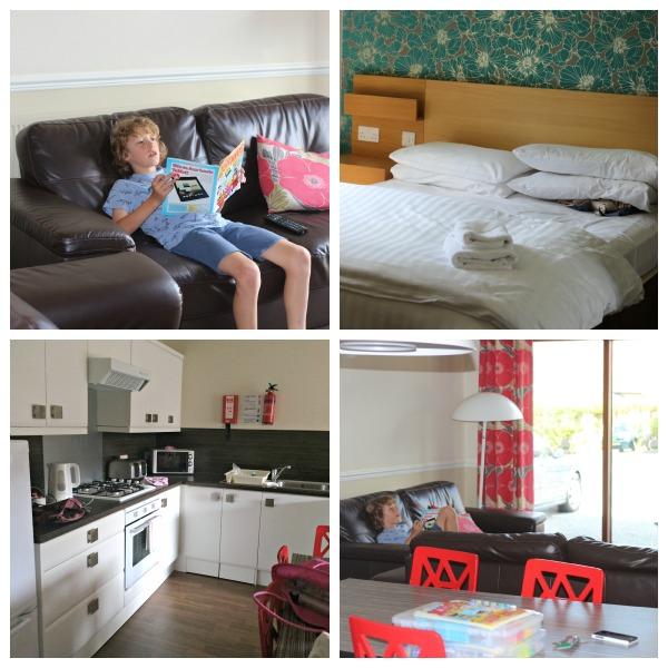 Ribby Hall accommodation