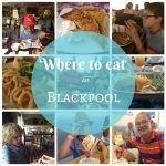 Where to eat Amazing food in Blackpool