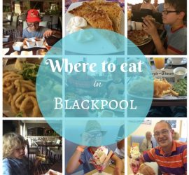 where to eat in blackpool