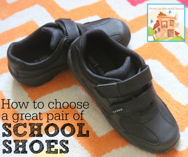 How to choose a great pair of school shoes