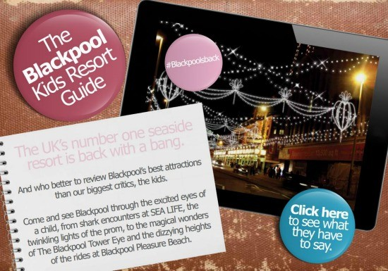blackpool resort guide