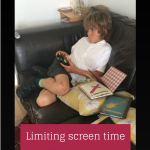 Do you limit screen time at home?
