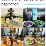 After school snack ideas
