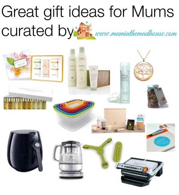Great gift ideas for Mums