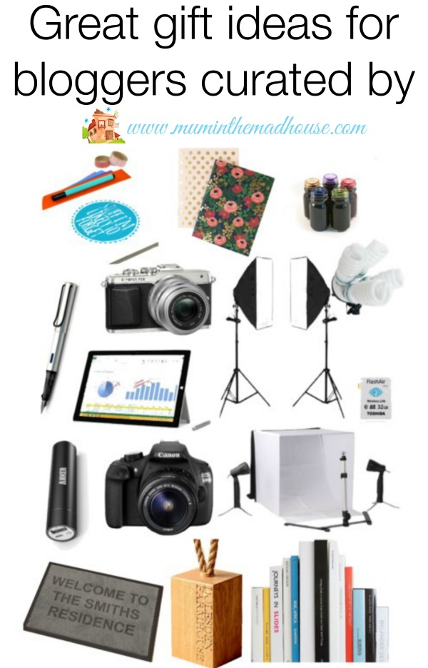 great gift ideas for bloggers