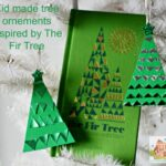 Tree decorations inspired by The Fir Tree