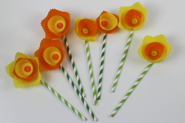 cake case daffodils 5