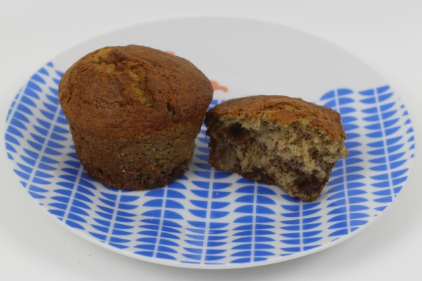 easy banana muffins