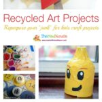 Recycled Art Projects – Fabulously Frugal