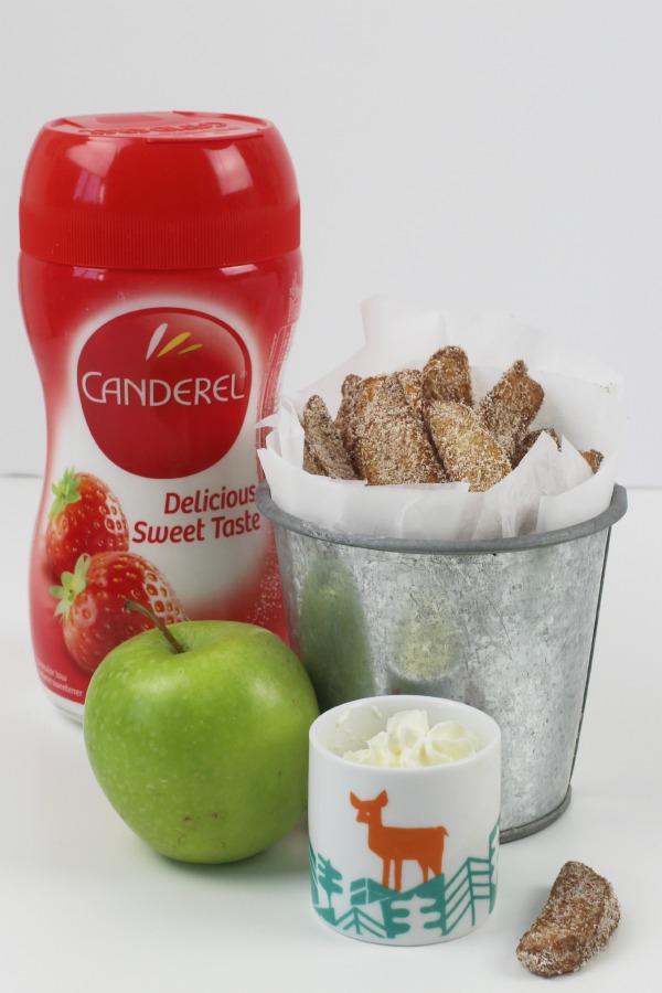 Cinnamon apple frie 3